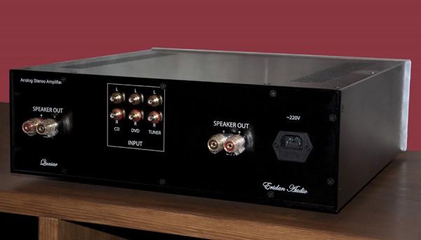 """Гибридный усилитель мощности Eridan Audio """"Quasar Hybrid"""""""